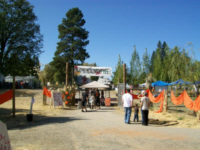 Loma Rica Fallfest, Grass Valley